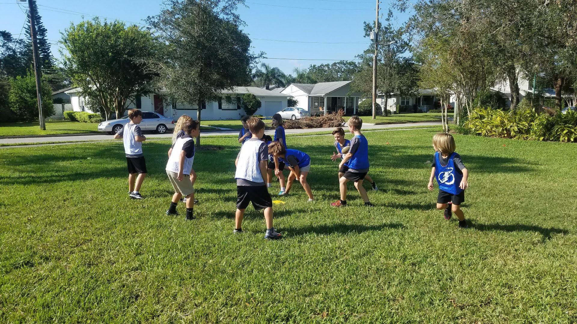 Family Physical Education